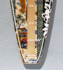 Navy Vintage Boards Surfboard Growth Chart